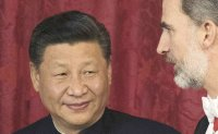 Xi on charm offensive in Europe