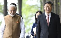 China and India count down to joint military drill
