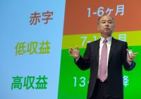 SoftBank's Son admits mistakes after Vision Fund's $8.9 bil. loss