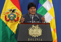 Bolivia's Morales agrees to new elections after damning OAS audit