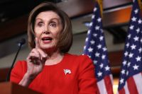 Pelosi says Trump's Ukraine actions amount to 'bribery'