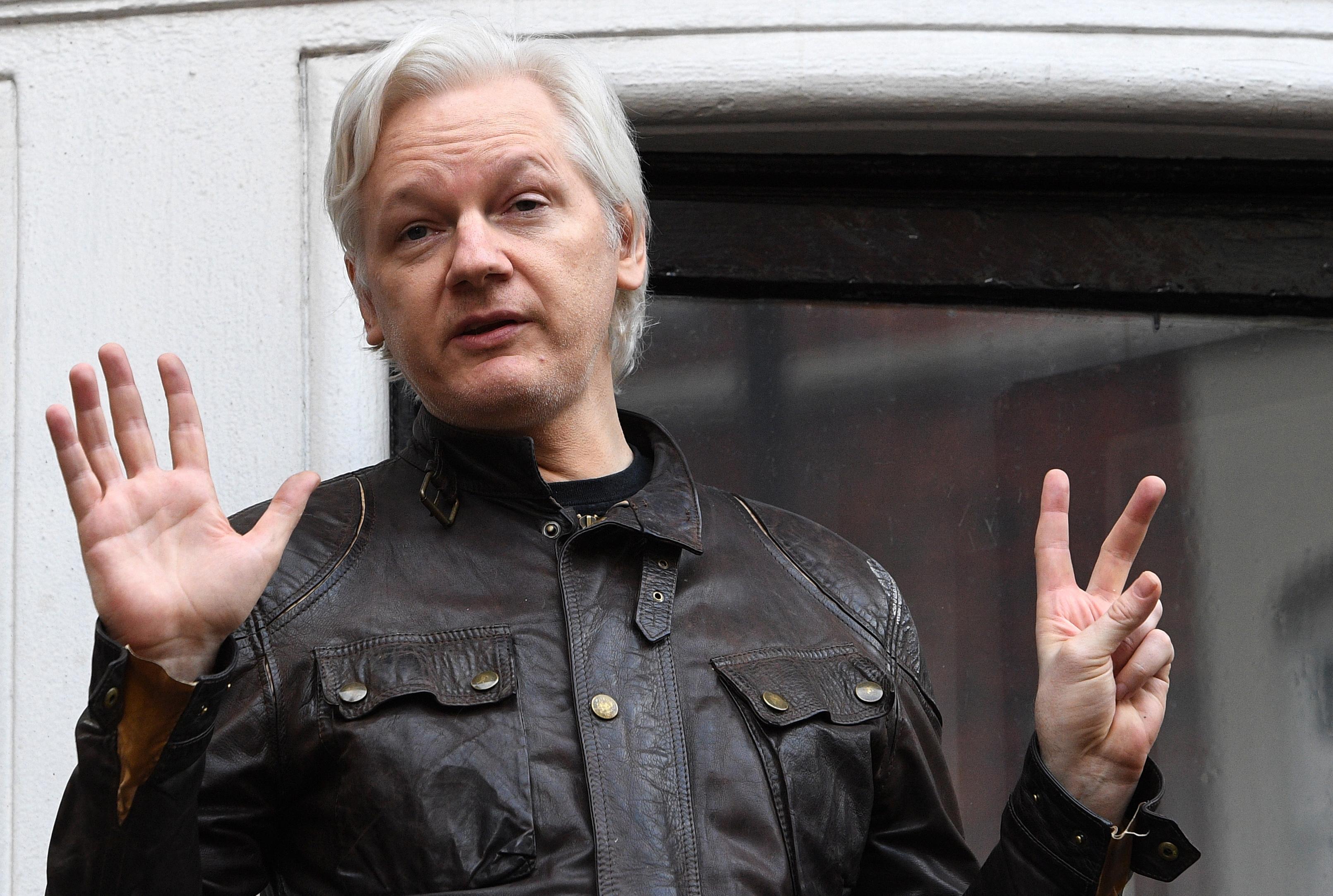 Julian Assange: World's most-wanted whistleblower