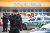 Gunman kills six in Czech hospital before shooting himself