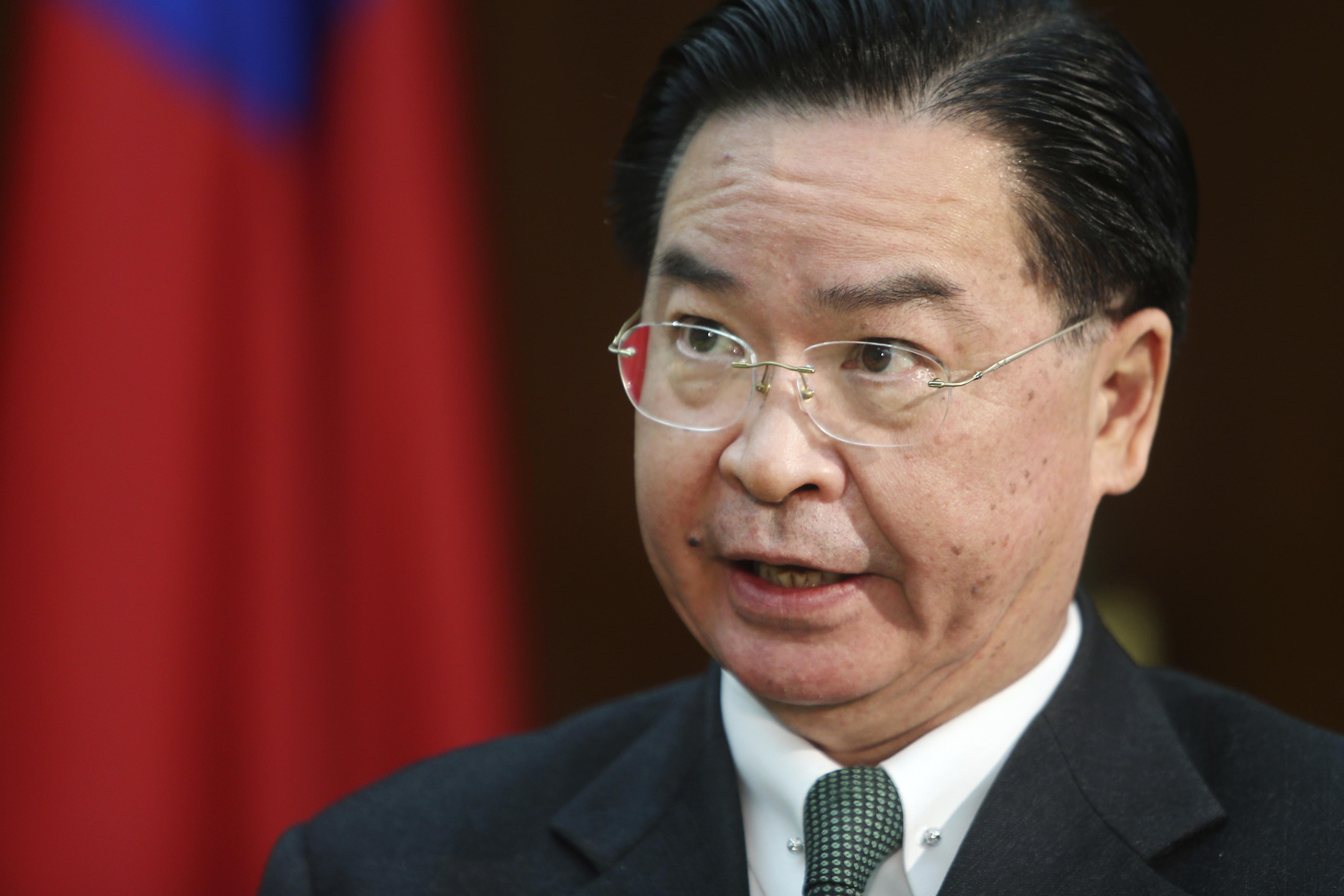 Taiwan may help if Hong Kong violence expands