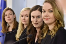 Finland gets world's youngest prime minister, a woman age 34