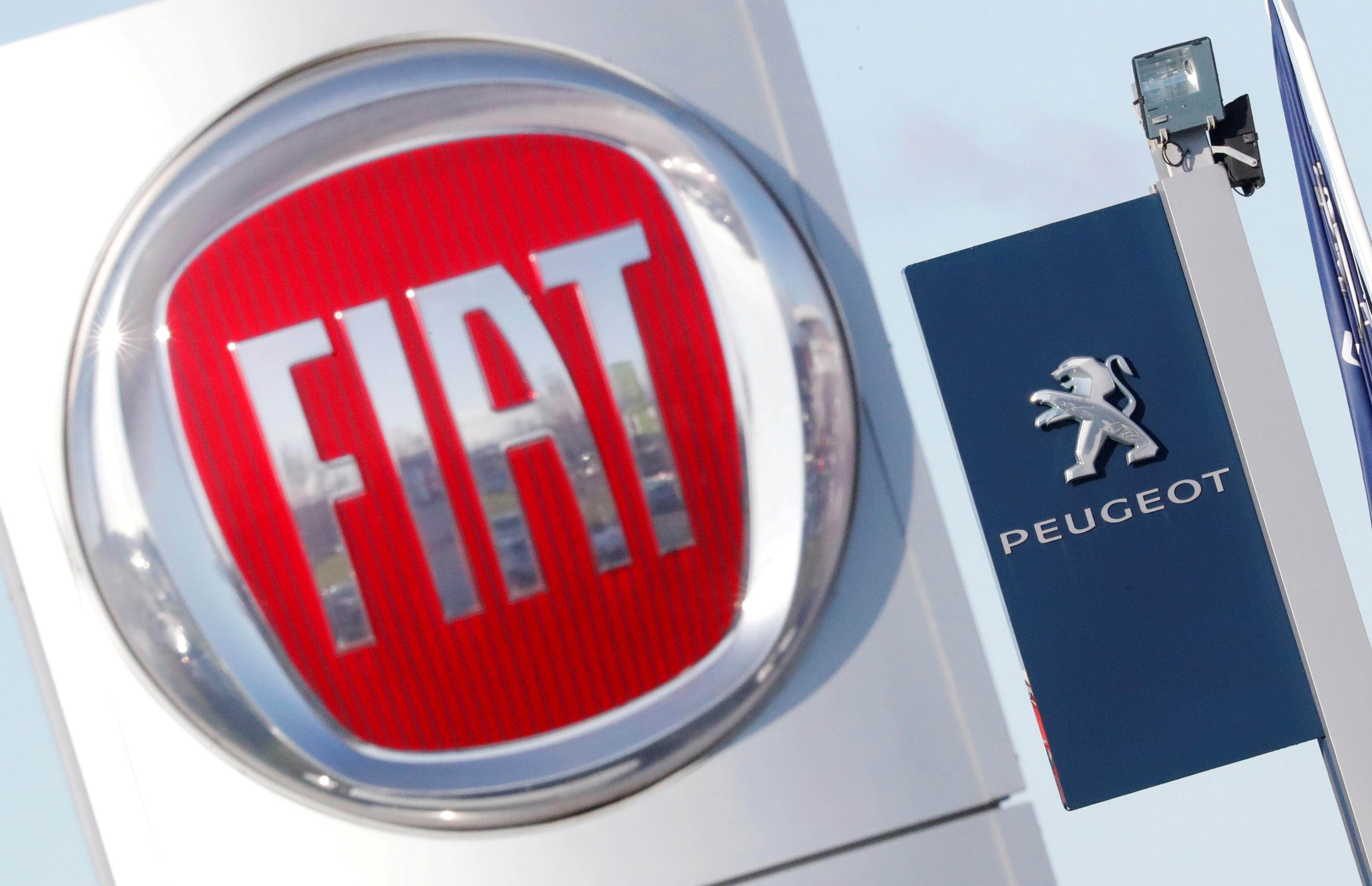 Fiat Chrysler and Peugeot sign deal for 50-50 merger