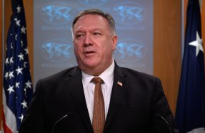 Pompeo says G7 agrees China spreading virus 'disinformation'