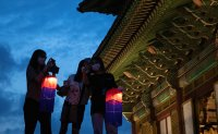 Changdeok Palace Moonlight Tour [PHOTOS]