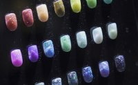 Nail artist 'Unistella' strives to develop new trends in nail design