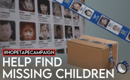 'Hope Tape': How a simple tape can help find missing children [VIDEO]