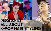 BTS, EXO's hairdresser reveals A to Z of K-pop hairstyling [VIDEO]