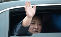 North Korea's Kim arrives in Vietnam