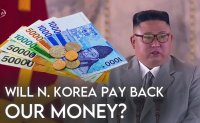 North Korea not paying back its $875 mil. loan to South Korea