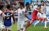 S. Korea to face N. Korea for men's football gold