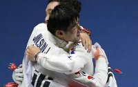 S. Korea grabs five golds on first day; China dominates shooting