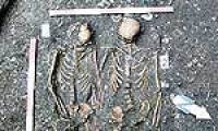 Romanian Romeo and Juliet buried holding hands in monastery
