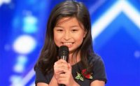 Hong Kong girl with huge voice wows US talent show