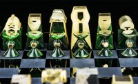 Is this Star Wars chess set worth HK$1 million?