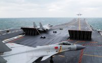 China stages high-profile naval drill off Korean peninsula