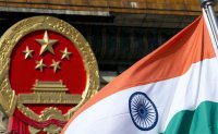 China, India near armed conflict over border dispute