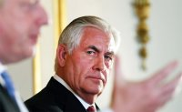 Tillerson urges China to cut off N. Korea's oil supply