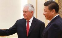 What to watch for in Tillerson's China visit: N. Korean crisis, Sino-US trade tensions