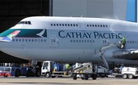 Cathay crew members 'thrown to ceiling' in air turbulence incident