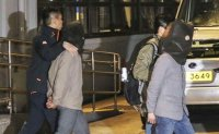 4 Chinese men arrested after attempted Hong Kong robbery