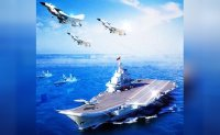 Oops! Chinese defence ministry's PLA poster a big Photoshop fail