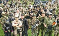 Meet airsoft soldiers taking wargames to next level