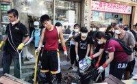 Macau residents recount horror of Typhoon Hato