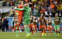 Netherlands, Argentina advance to World Cup semis
