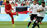 Rio 2016: S. Korea plays out 3-3 draw with Germany in men's football