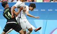 Rio 2016: S. Korean footballers beat Mexico 1-0, reach quarterfinals