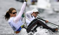 Rio 2016: Belgian sailor ill after training in polluted water