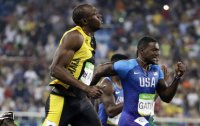 Rio 2016: Bolt wins third Olympic gold in 100-meter