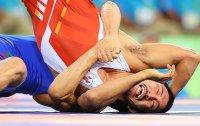Rio 2016: S. Korean wrestler fails to win bronze