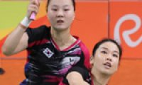 Rio 2016: S. Korean team wins bronze in women's badminton doubles
