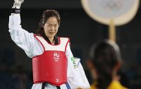 Rio 2016: S. Korean Oh Hye-ri wins taekwondo gold