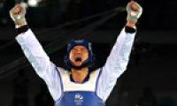 Rio 2016: S. Korea's Cha Dong-min wins taekwondo bronze