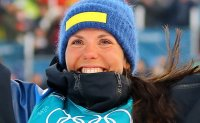 Swedish cross-country skier bags PyeongChang's 1st gold