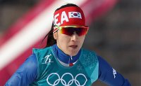 Lee Chae-won finishes 51st in women's cross-country 10k free skiing