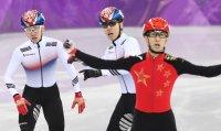 South Korea wins silver, bronze in men's 500m short track