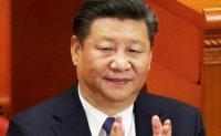 Xi confident as lawmakers vote to remove term limit