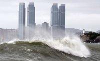 One missing as Typhoon Soulik hits Jeju Island