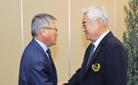 World Taekwondo delegation arrives in Pyongyang with message of peace