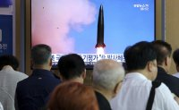 North Korea fires suspected missiles into ocean