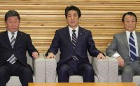 Japan OKs divisive plan to send naval troops to Mideast