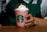 Starbucks' results top estimates but coronavirus slows sales