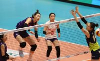 Kim Yeon-koung lifts Heungkuk Life 'undefeatable'